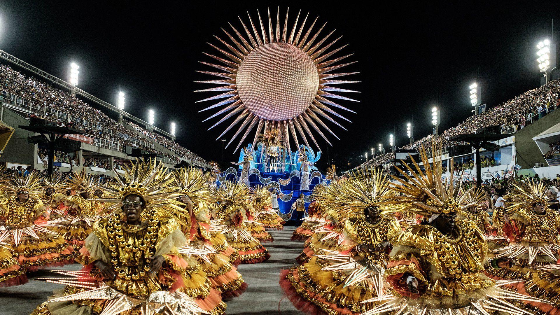 Karnevalen i Rio - världens största fest!