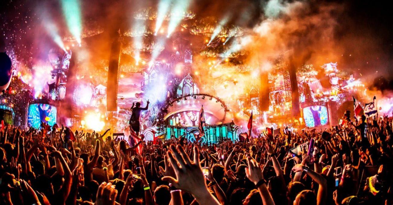 Fantastiska evenemang runtom i världen